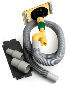 Hyde Dust-Free Vacuum Pole Sander Kit