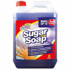 Mr Gorilla Sugar Soap Concentrate 5 Litres.
