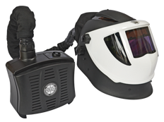 Premium 4 Sensor Shade 5 - 13 Auto, Air Fed Welding Helmet