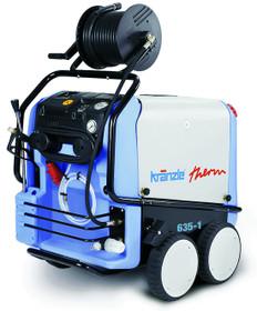 Kranzle TH635-1, 1885psi High Pressure Steam Cleaner