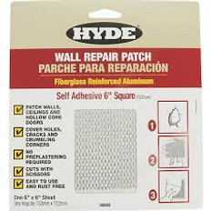 Hyde Wall Repair Patch - Fibreglass Reinforced Aluminium