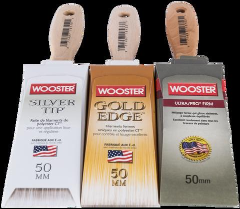 Wooster 50mm Better, Better, Best