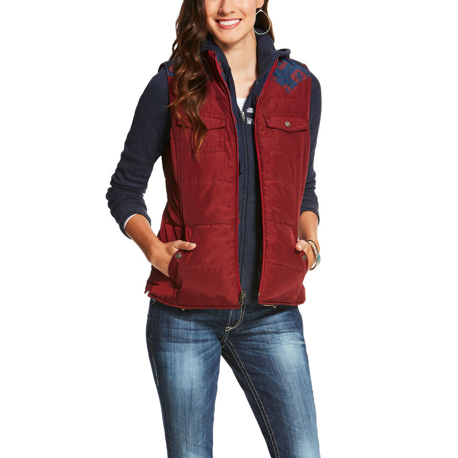 Reversible Vest by Ariat