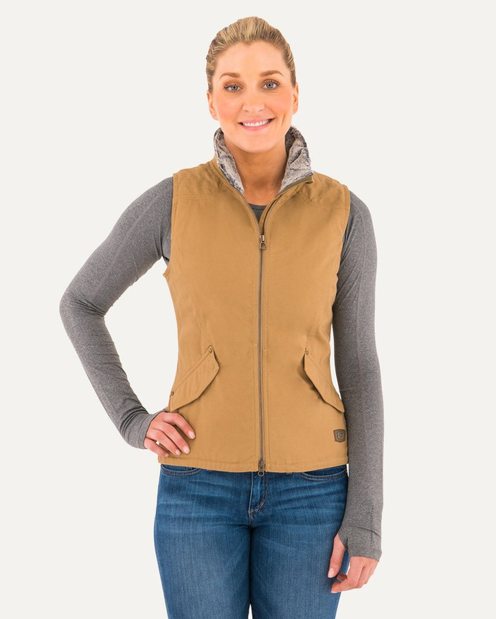 Canvas Vest by Noble Outfitters