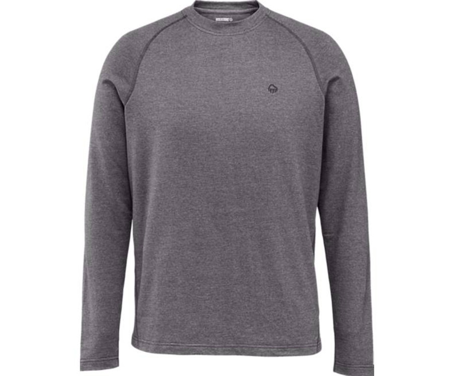 Gray Long Sleeve T-Shirt by Wolverine