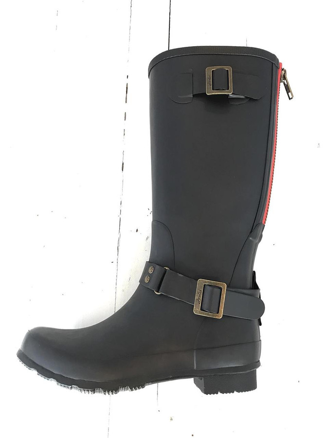 Joules Biker Wellies