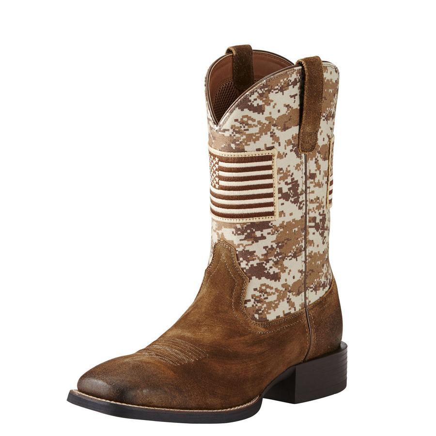 Ariat Men's Flag Boot