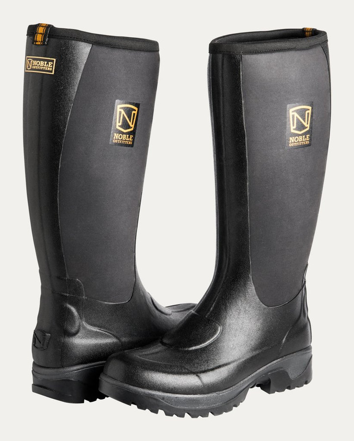 mens rubber boots