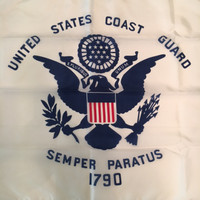 United States Coast Guard Flag 100% Made in U.S.A.