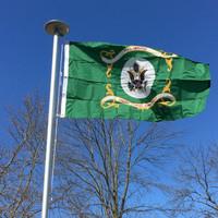 3'x5' U.S. Army Retired Flag. Nylon Heavy duty Made in USA