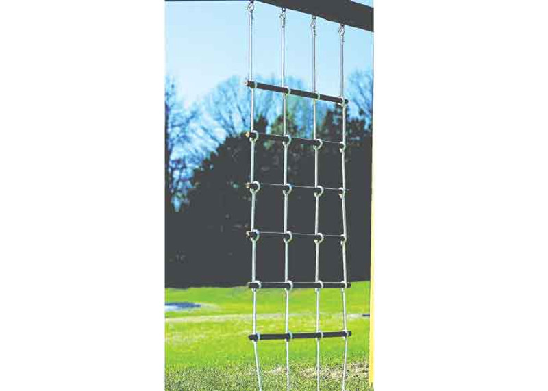 "The 36"" wide ladder is a great choice for your playset."