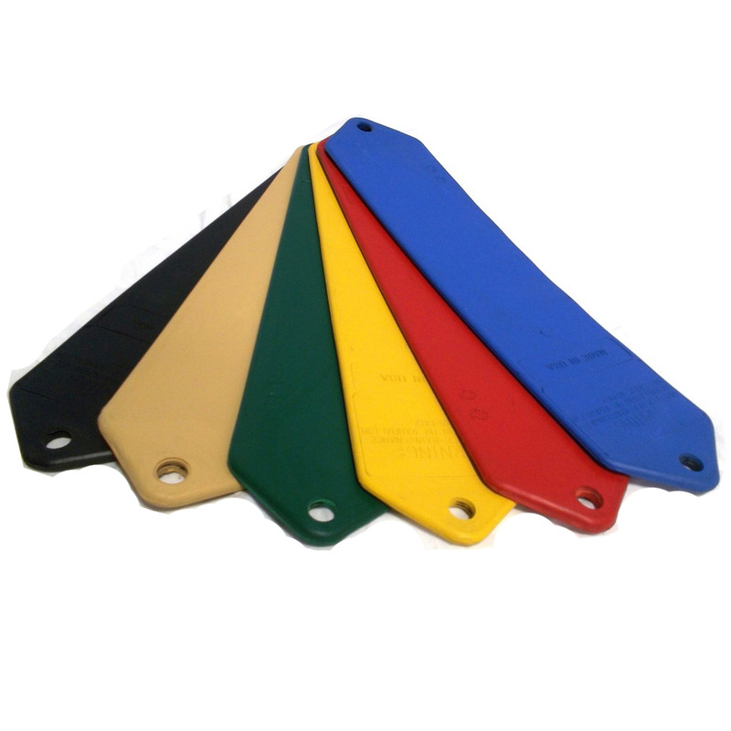 commercial grade rubber strap swing seat s110  - 6 Colors - USA Made