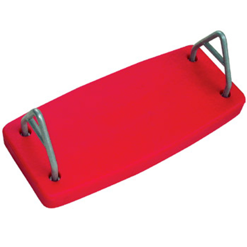 Commercial Roto Molded Flat Bench Swing Seat