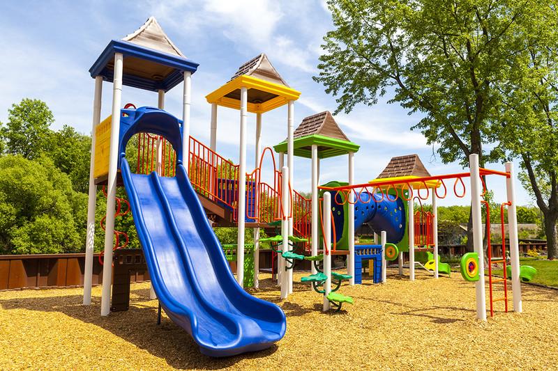 Maintaining Your Playground Equipment