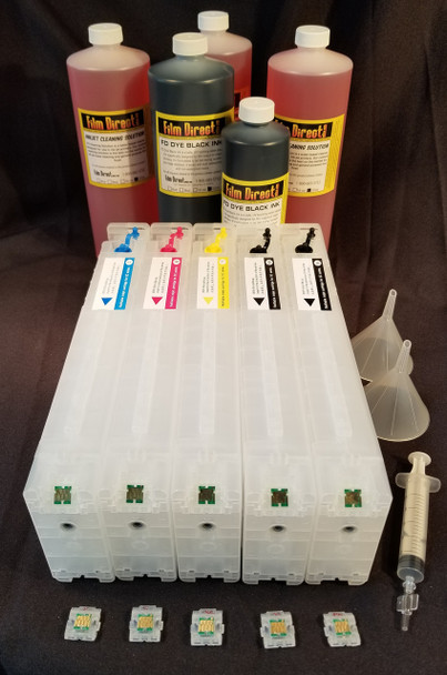 Epson T-Series Compatible Refilable Ink System