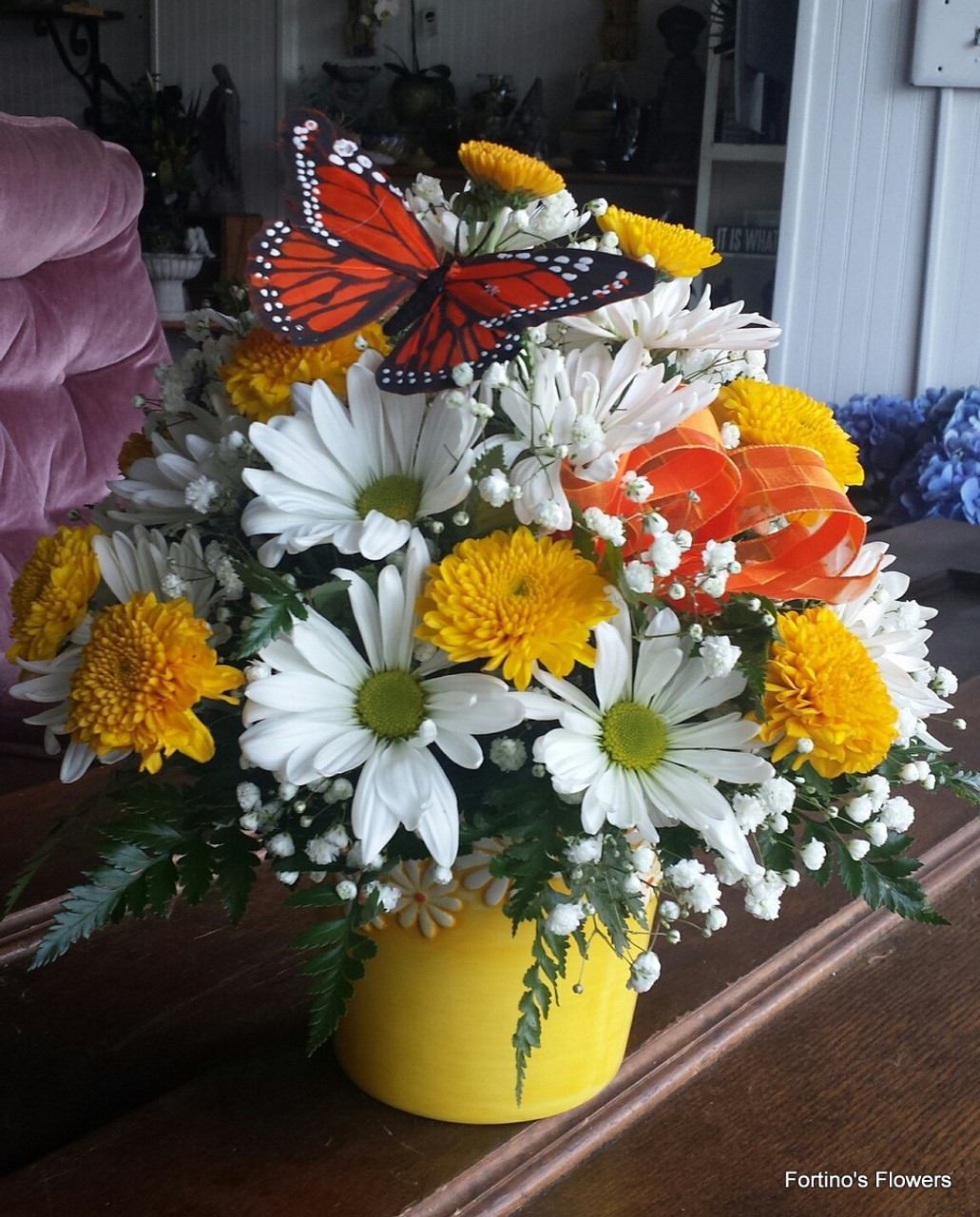Delightful Daisies Fortinos Flowers And Gifts