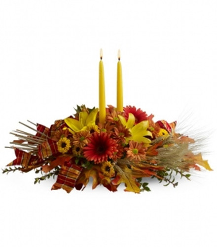 Harvest Wheat Centerpiece