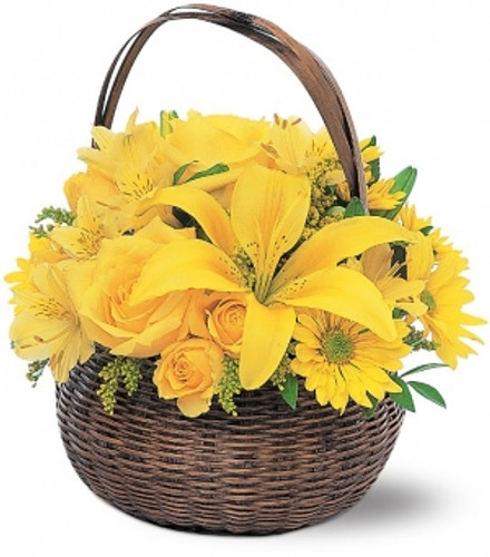Little Yellow Basket