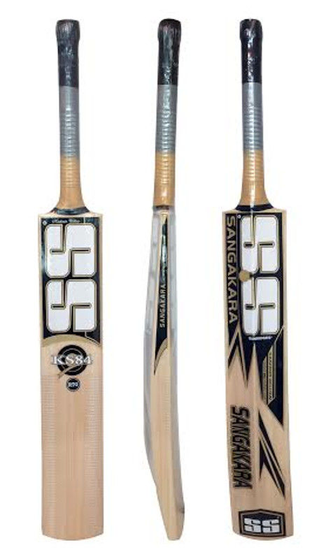 New Release SS SANGAKARA Cricket Bat Picture 1