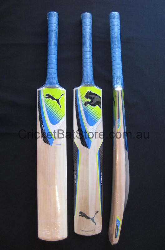 NEW PUMA KARBON  GT Cricket Bat PLUS FREE EXTRAS