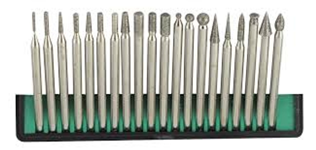 Diamond Bur Set of 20.