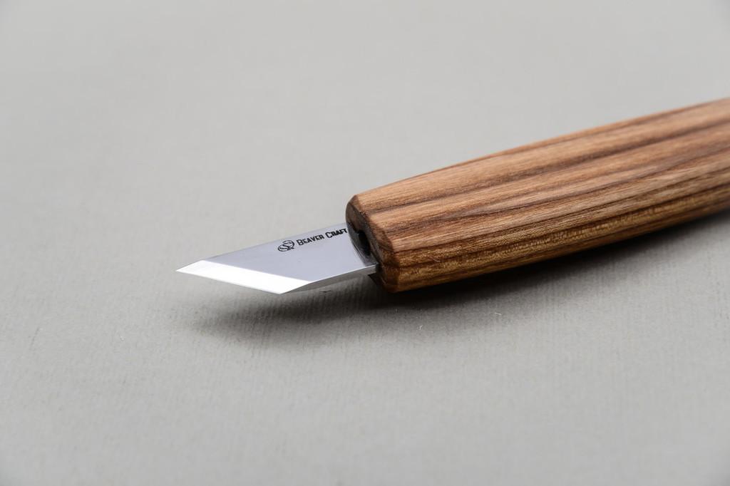 Beaver Craft Marking & Striking Knife