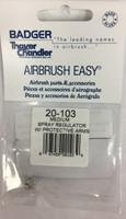 Badger Airbrush Sotar 20/20 Spray Regulator in package.
