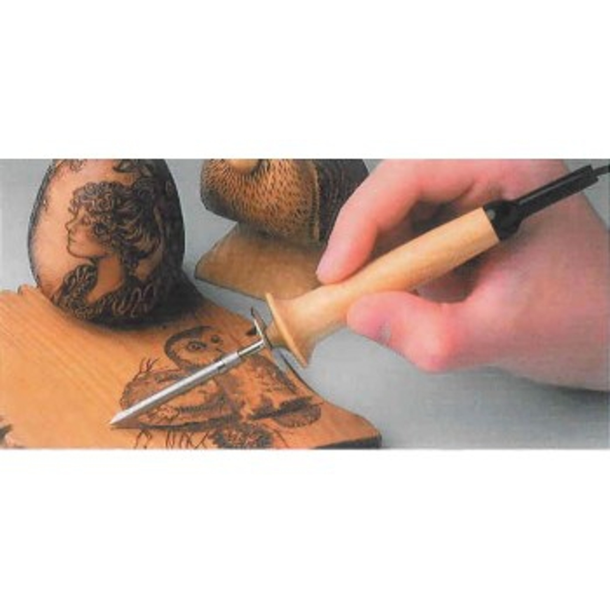Hot Tool Woodburning