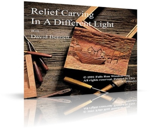 Relief carving books