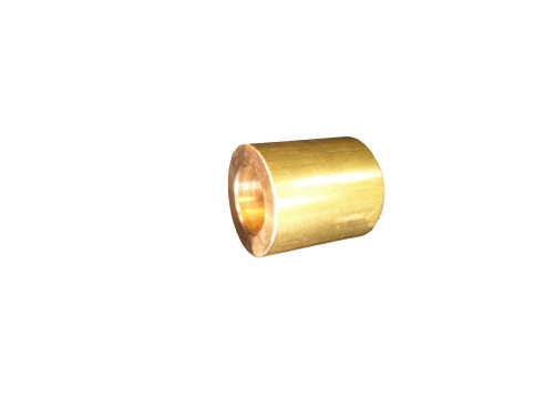 "Coupling, 1/2"" Pipe, Brass, 3600 psi"