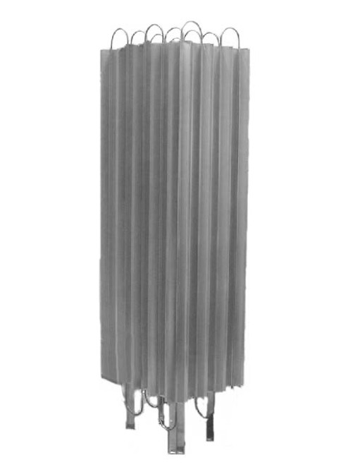 Vaporizer 500 psi 12000 scfh