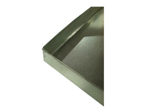 Drip Pan, Aluminum Sheet