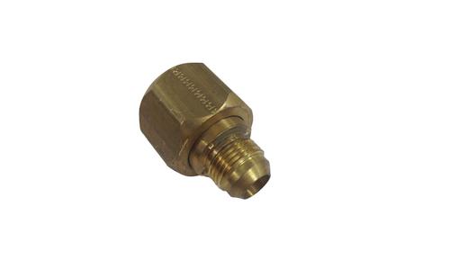 "Fill Adapter, 1"" JIC Female x 5/8"" JIC flare adapter, Swivel"