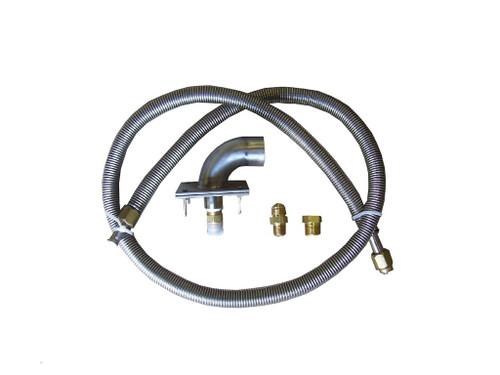 Vent Kit, Liquid Oxygen Tank