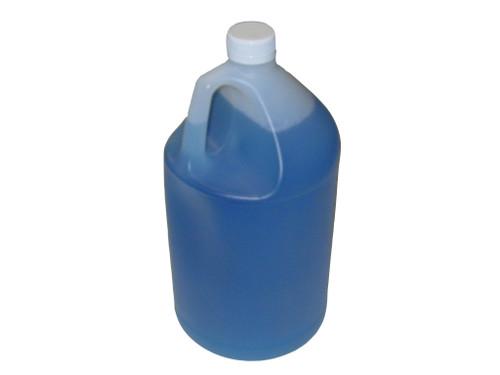 Oxygen safe leak detection fluid