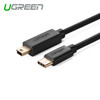 USB Type C Male to USB 2.0 Mini 5Pin Male Cable 1M Black