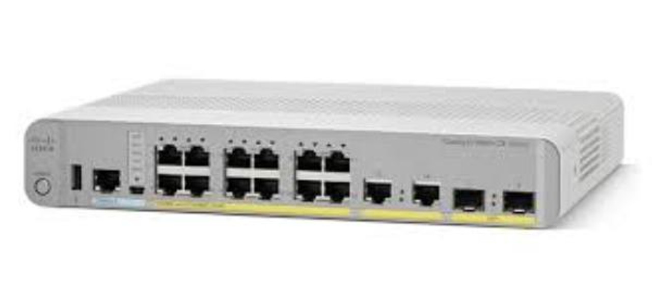Cisco Catalyst 3560-CX 12 Port PoE IP Base