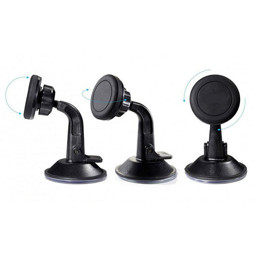 Magnetic Car Universal Holder - Black