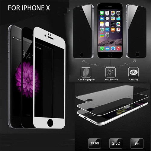 IPHONE X TEMPER GLASS SCREEN PROTECTOR
