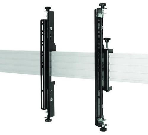 Atdec ADM-B-V400M - VESA 400 fixed brackets with fine adjustments (set of two)
