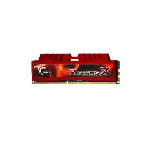 8GB DDR3-1600 Single Channel [RipjawsX] F3-12800CL10S-8GBXL
