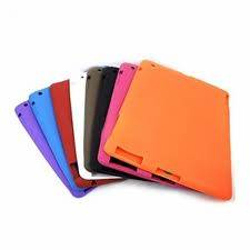 Jelly Back Cover For iPad 2