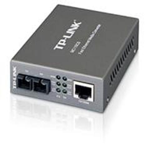 TP-LINK MC110CS 10/100M RJ45 to 100M single-mode SC fiber Converter