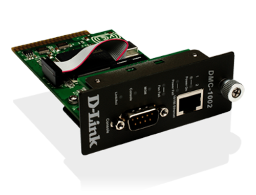 D-Link Dmc-1002 SNMP Management Module for DMC-1000 Chassis System
