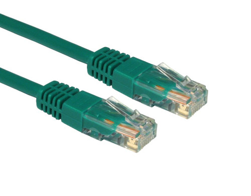 CAT6  PATCH CORD 1M GREEN Network Cable 342476