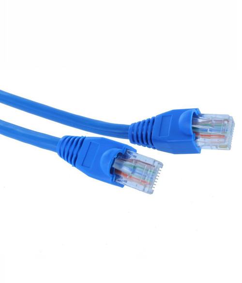 CAT6  PATCH CORD 1M BLUE Network Cable