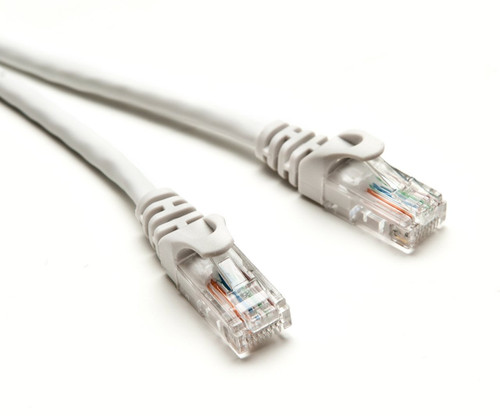 CAT6  PATCH CORD 1M WHITE Network Cable 34194