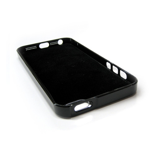 Aluminium Back Cover for iPhone5 Black
