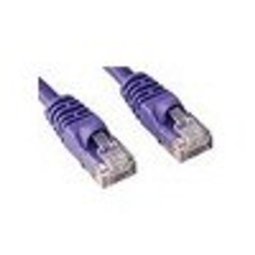 CAT6  PATCH CORD 1M PURPLE Network Cable