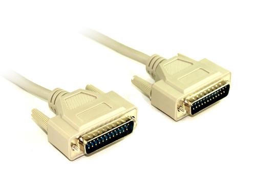 10M DB25M/DB25M Cable